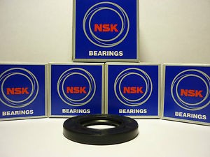 SUZUKI GSXR750 L 1990 SLINGSHOT OEM SPEC NSK FRONT & REAR WHEEL BEARINGS & SEALS