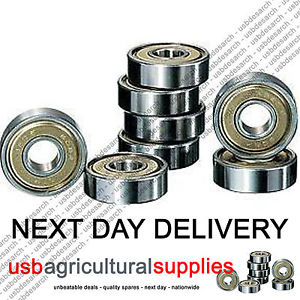 5 x NSK CENTRE BELT REST DECK BEARINGS COUNTAX WESTWOOD 10806700 2445 – NEXT DAY
