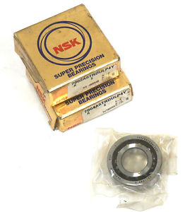 NEW SET OF NSK 7002A5TRDULP4Y SUPER PRECISION BEARINGS