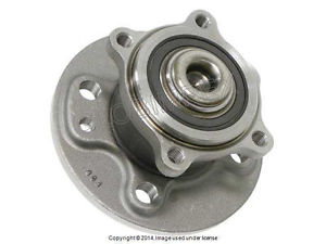 BMW Mini Cooper (2006+) Rear Wheel Hub with Bearing Left or Right NSK NEW