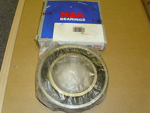 NEW, NSK 6214VV (6214-2RS) SEALED BEARING 70MM X 125MM X 24MM.