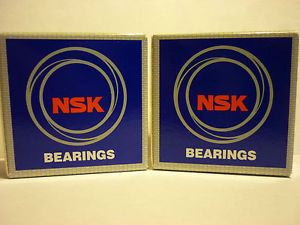 SUZUKI SV650 99-02 X-K2 OEM SPEC NSK REAR WHEEL BEARINGS