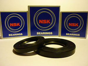XL1000 VARADERO 01-10 V1-VA OEM SPEC NSK COMPLETE REAR WHEEL BEARINGS & SEALS