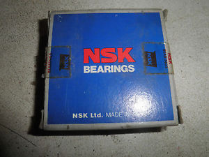 2 pcs NSK Bearing HR32020XJ, 609