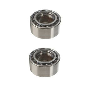 2PCS – OEM NSK Front Wheel Bearings for Toyota Corolla & Prizm Made in Japan
