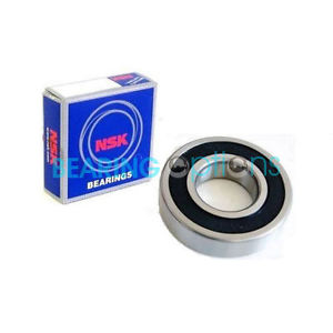 NSK 6000 – 6009 2RS Series Rubber Sealed Ball Bearings