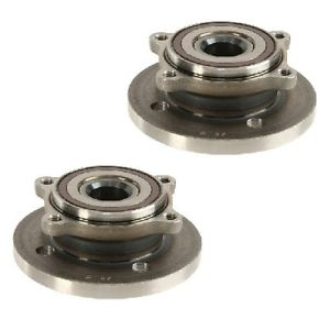 Mini Cooper R53 R57 NSK OEM Set of Front Left and Right Wheel Hub with Bearing