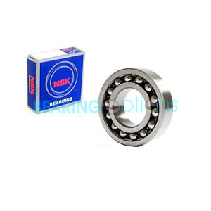 NSK 6000 – 6009 Open Series None Sealed Bearings