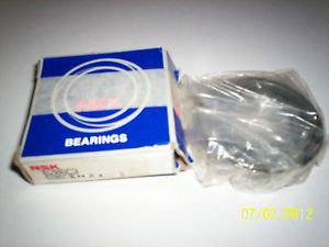 NEW NSK 6206C3 BEARINGS 62063E A 5