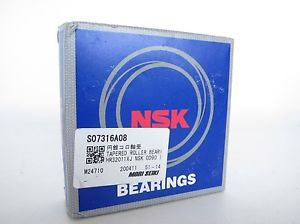 New NSK Mori Seiki S07316A08 HR32011XJ Tapered Roller Bearing