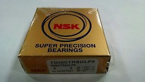 New NSK 7005 CTRSULP3 Super Precision Bearing 7005CTRSULP3