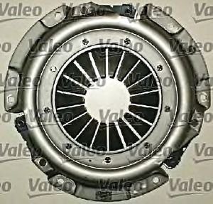VALEO Clutch Kit 3P Cover Plate Bearing 801994 Fits NISSAN 200 Coupe 1988-1993