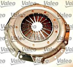 VALEO Clutch Kit 3 Piece Fits NISSAN Patrol 4.2L 1988-1998