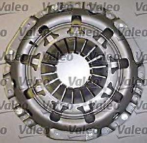 VALEO Clutch Kit 3P Cover Plate Bearing Fits NISSAN Primera Saloon 1996-2002