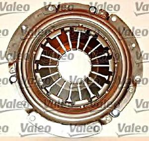 VALEO Clutch Kit 3 Piece Fits NISSAN Serena Vanette Bus MPV 1.6L 1993-