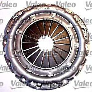 VALEO Clutch Kit 3P Cover Plate Bearing 801583 Fits NISSAN Trade 1986-1998