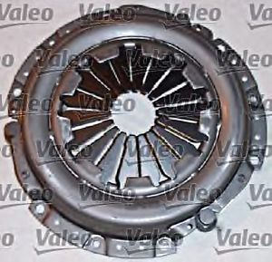 VALEO Clutch Kit 3P Cover Plate Bearing Fits NISSAN Axxess Bluebird 1983-1998