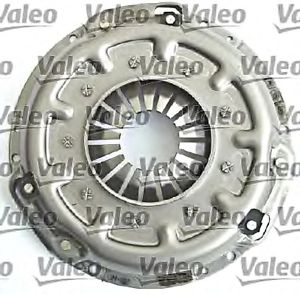 VALEO Clutch Kit 3P Cover Plate Bearing Fits NISSAN 300 Terrano Suv 1984-1995