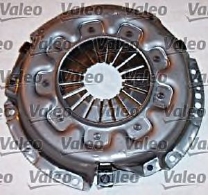 VALEO Clutch Kit 3P Cover Plate Bearing Fits NISSAN Cabstar Patrol 1980-1997