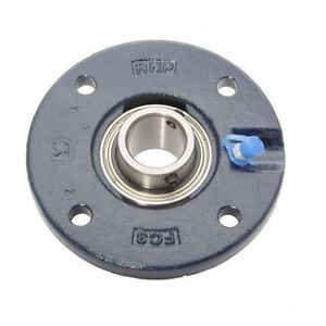 FC25 25mm Bore NSK RHP Flanged Cartridge Housed Bearing