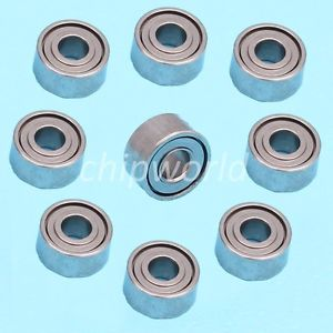 10pcs Miniature Model Bearing MR52ZZ 2x5x2.5mm 2*5*2.5mm New