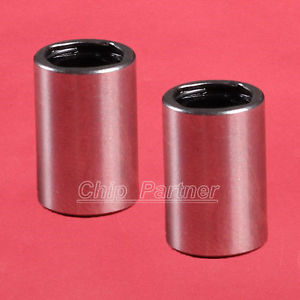 2pcs LM4UU 4mm Linear Ball Bearing Bush Bushing