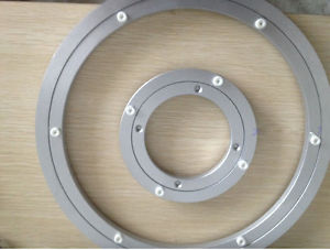 1pc new 10'' 250mm Home Hardware Aluminum Round Lazy Susan Bearing Turntable