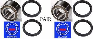 2001-2003 TOYOTA HIGHLANDER Front Wheel Hub Bearing & Seal (AWD) OEM (NSK)PAIR
