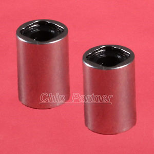 2pcs LM3UU 3mm CNC Linear Ball Bearing Bush Bushing 3*7*10mm