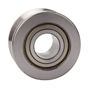 Silver V groove guide Wheel bearing Sliding Door Guide Roller Bearing