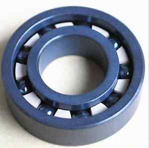 6003 Full Ceramic Bearing SI3N4 Ball Bearing 17x35x10mm Silicon Nitride