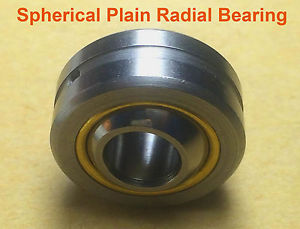 5pcs new GEBK18S PB18 Spherical Plain Radial Bearing 18x42x23mm ( 18*42*23 mm )