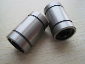 2Pcs 20 mm LM20UU Motion Liner Ball Bush Bushing Ball Bearing LM Series CNC