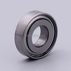 10PCS Miniature Roller Bearings 685ZZ-3 Size 5*11*3MM Mini bearing