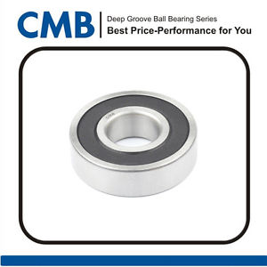 6308-2RS C3 Deep Groove Ball Bearing Double Rubber Sealed Bearing 40x90x23mm New