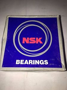 NSK NU2207W Cylindrical Roller Bearing New