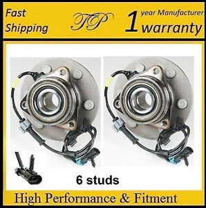 Front Wheel Hub Bearing Assembly for Chevrolet Tahoe (AWD 4X4) 2000 – 2006 PAIR