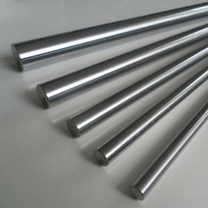 2 pcs Linear Shaft Chrome OD 6mm L 500mm WCS Cylinder Linear Rail xyz Cnc parts