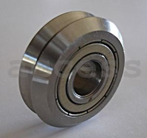 "SIDEWINDER CNC BEARINGS 26 RM2ZZ 3/8"" V-GROOVE & 4 6384K49 SHIPS FROM THE USA"