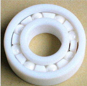 6803 Full Ceramic Bearing ZrO2 Ball Bearing 17x26x5mm Zirconia Oxide