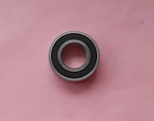 1pc 6016-2RS 6016RS Rubber Sealed Ball Bearing 80 x 125 x 22mm