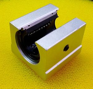 1 PCS SBR20UU (20mm) Router Linear Motion Ball Bearing Slide Block FOR CNC SBR20