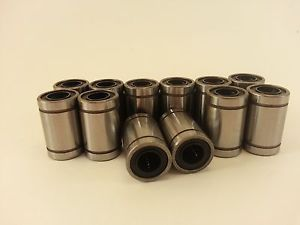 50pcs LM8UU 8mm Linear Ball Bearing for use with REPRAP 3D and CNC