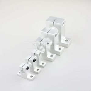 SK8-SK30 Linear Rail Shaft Guide Support CNC/Bearing Step