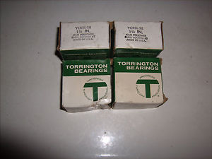 "Lot of 4Torrington Bearing YCRSL-28 Cam Follower 1-3/4"" New Made in USA"