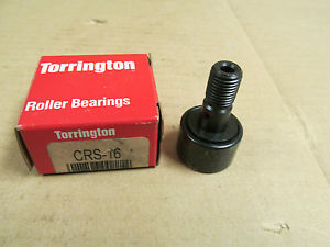 "NIB FAFNIR TORRINGTON CRS-16 CAM FOLLOWER BEARING CRS-16 1"" OD (CF-1-S)"