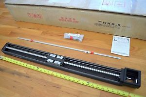 New THK KR4510A x740mm Linear LM Bearing Precision Ground Ballscrew Actuator CNC