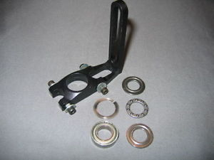 X cell MA 0823 SE PRO CNC Thrust Bearing Block w/ Swashplate Antirotation Kit