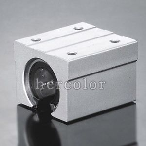 SBR25UU 25mm CNC Router Linear Ball Bearing Block