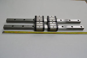 NSK LS35 Linear bearings & rails L650mm cnc thk router #2